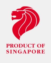 Product of Singapore Logo